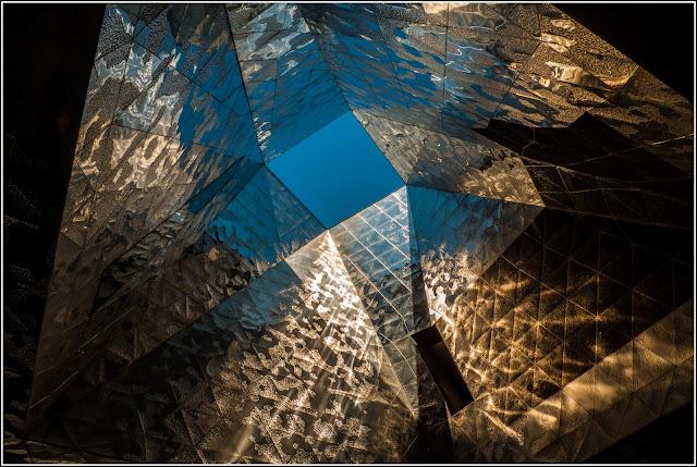 Barcelona, Museu Blau, antes Edificio Fórum