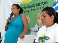 Honduras: Luchar por los bienes comunes y la vida no es delito