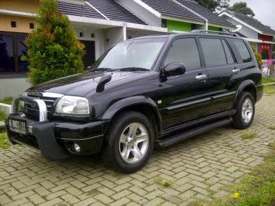 harga mobil bekas escudo 2003