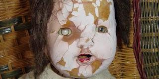 Boneka Katja doll