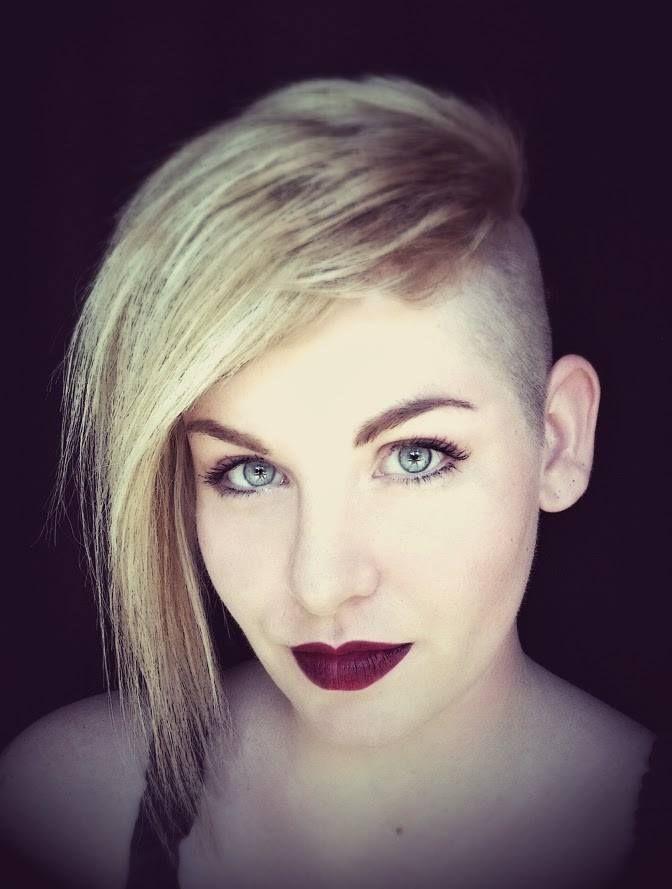 La moda en tu cabello Cortes de pelo Side shave Tendencias 2016