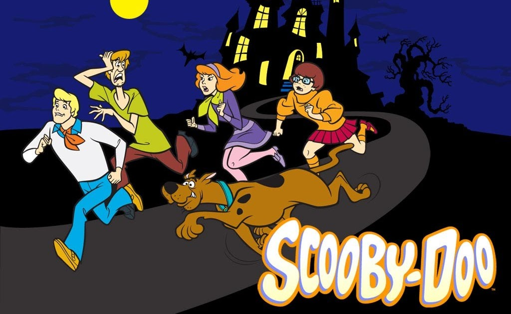 Scooby doo wallpaper scooby doo wallpaper - Race de scooby doo ...