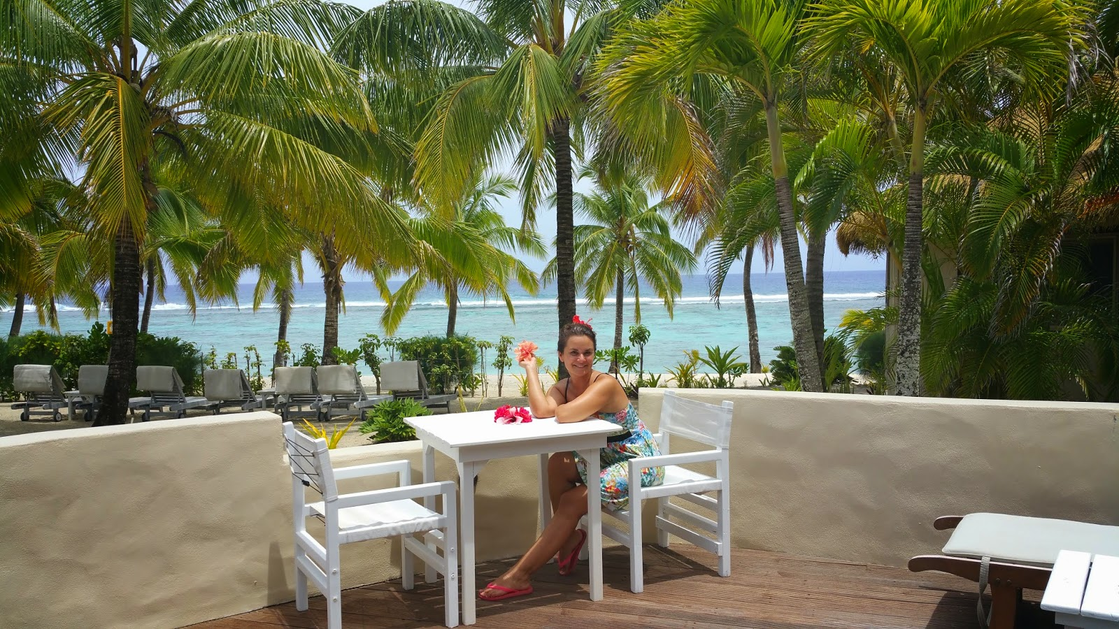 Life is sweet in the Cook Islands :-) - foto di Elisa Chisana Hoshi