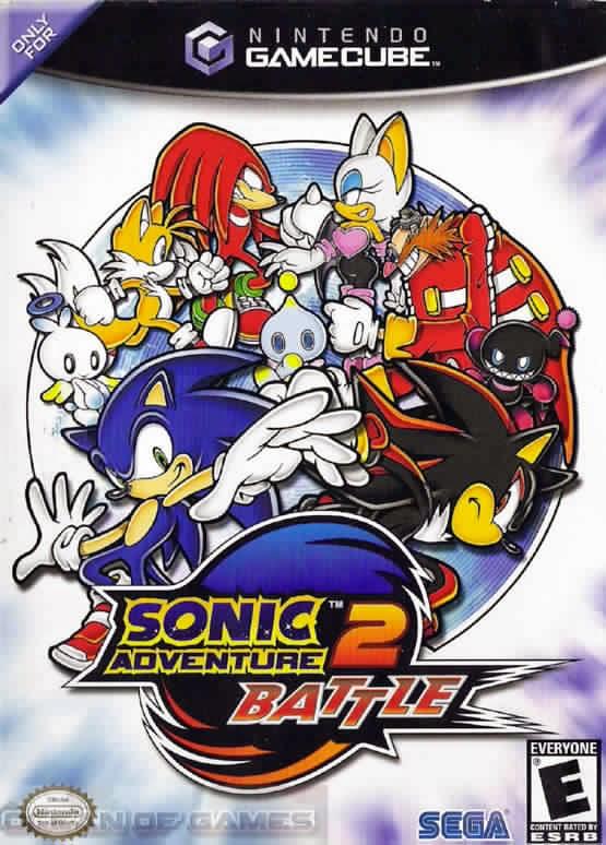 Download Sonic Adventure 2 Battle Free Pc ألعاب
