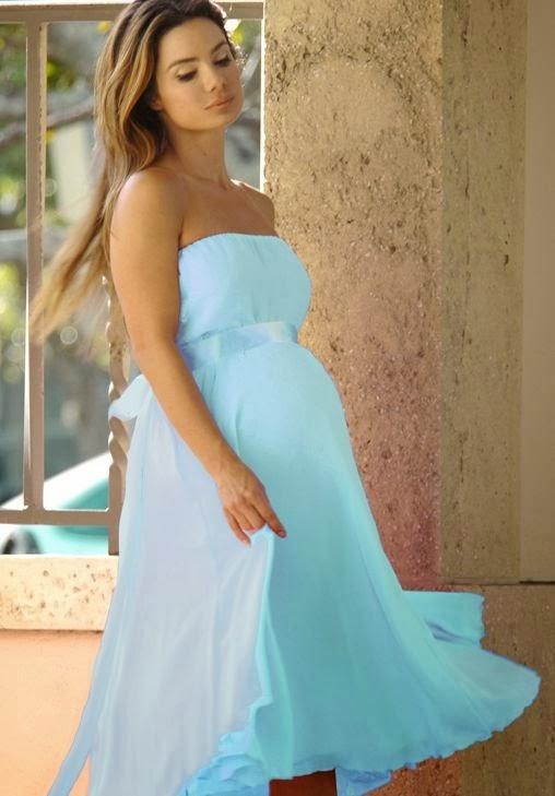 WhiteAzalea Bridesmaid Dresses: Gorgeous Maternity Bridesmaid ...