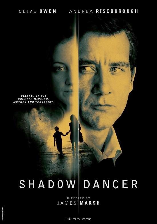 Shadow Dancer, Agente doble, James Marsh