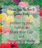 Summer Monthly Garden Party, Starts April 25th!