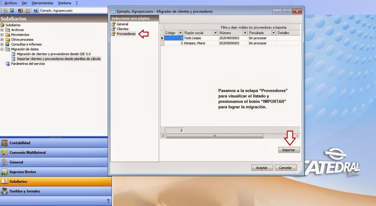 Software para contabilidad