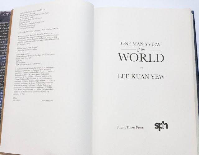 The books Title page