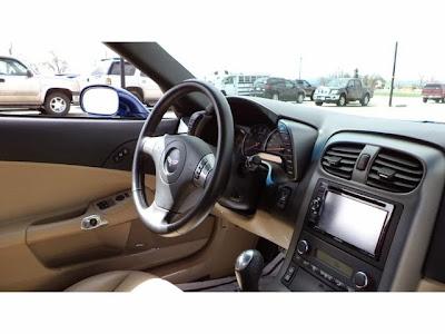 2007 Corvette Convertible at Purifoy Chevrolet