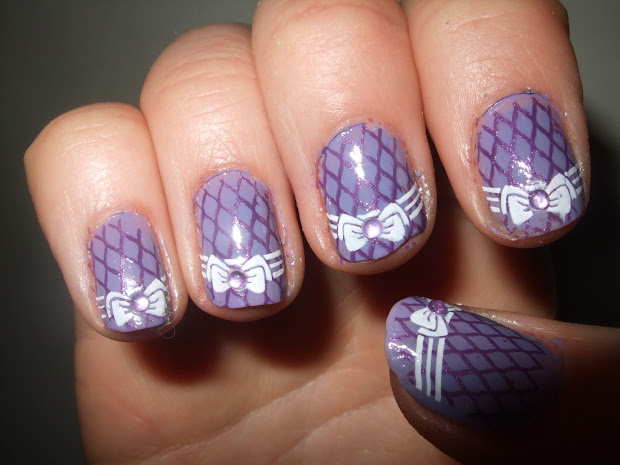 bling nail design and weight watchers