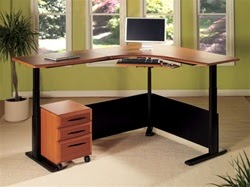 Adjustable Heigth Executive Desk