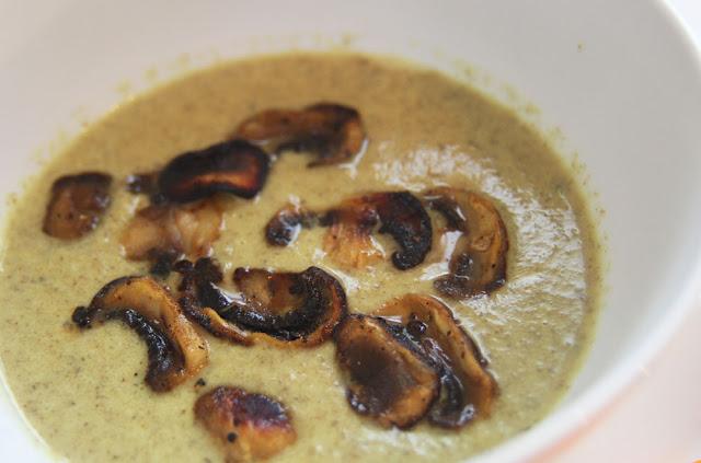 mushroom soop