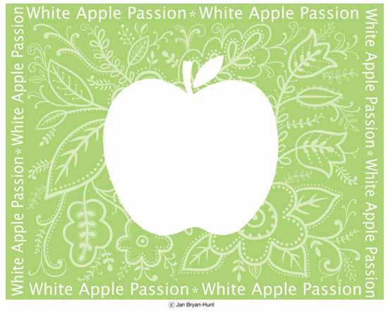 White Apple Passion