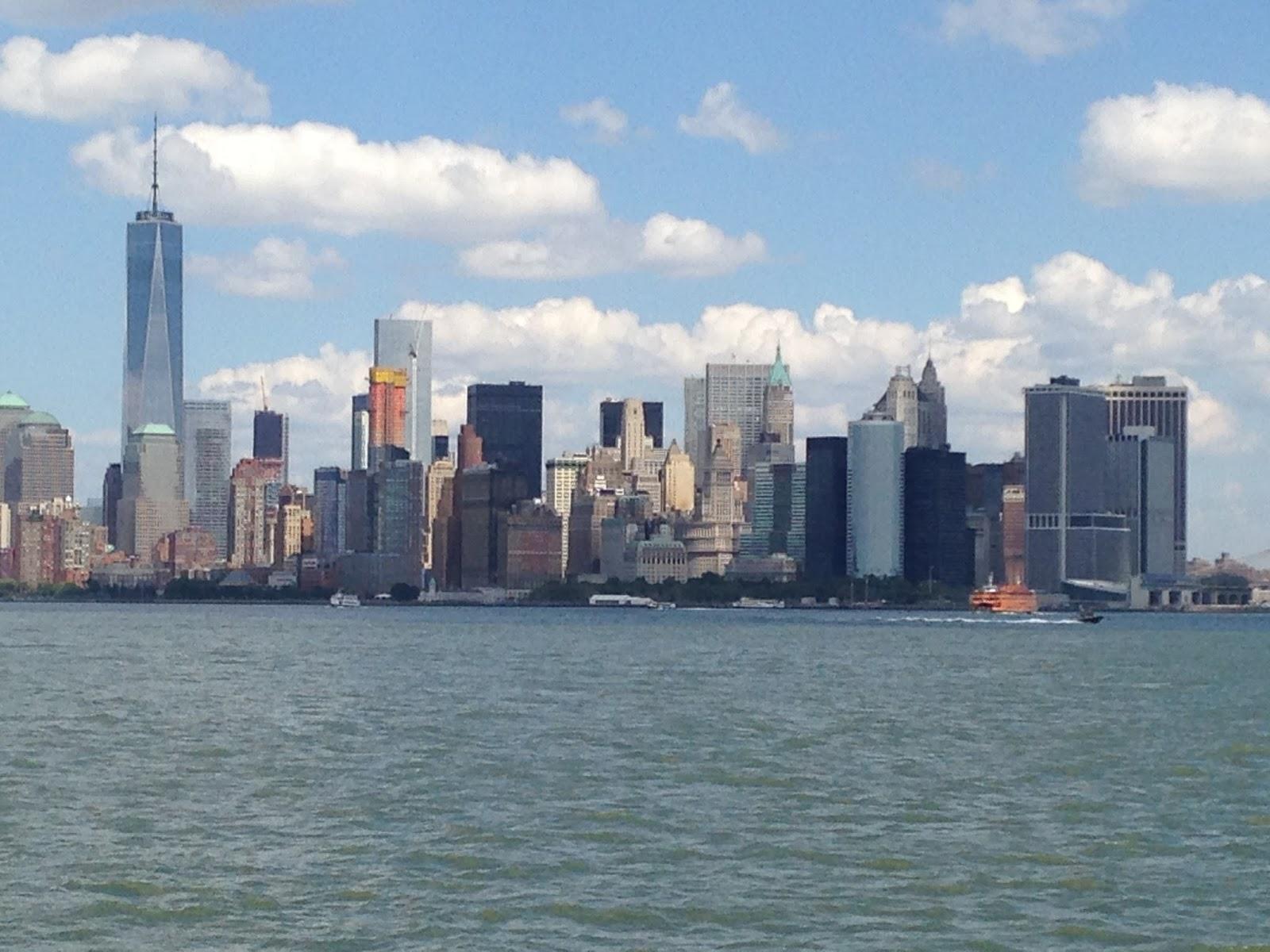 Libri e molto altro la mia vacanza a new york tour for Vacanza a manhattan