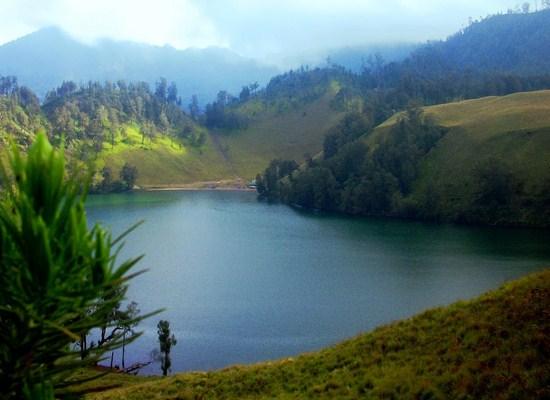 Ranu Kumbolo, Danau Cantik di Kaki Gunung Semeru