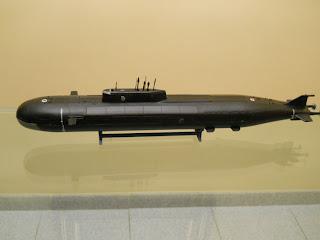 ssbn russian submarine Kursk