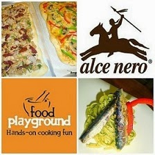 Alce Nero Blogger Cooking Event