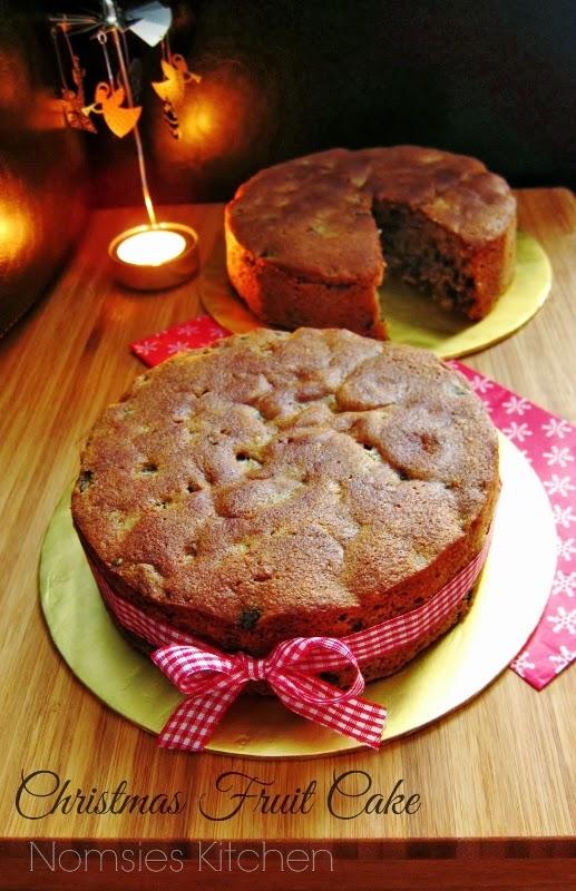 Nomsies Kitchen   Christmas Fruit Cake