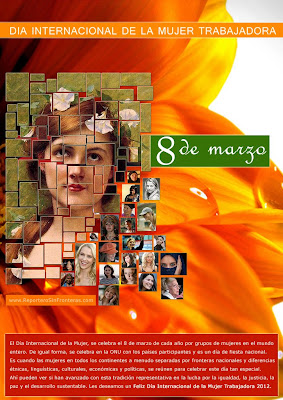 Dia de la Mujer 2012 - 8 de Marzo