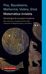 """Matemática tiniebla"" /  Galaxia Gutenberg, 2011"