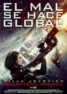 Resident Evil 5: İntikam Türkçe Dublaj film izle