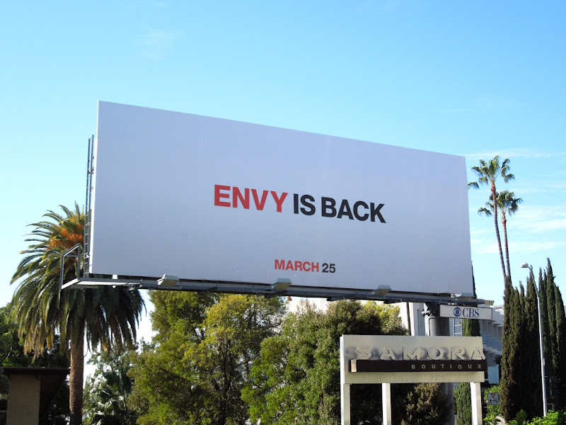Envy teaser Mad Men 5 billboard