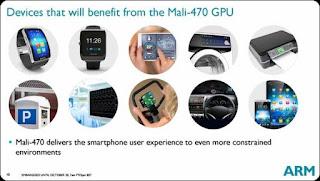 ARM Mengenalkan GPU Mali-470 Terbaru
