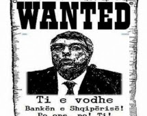 Call for protests on social networks for the dismissal of the Governor of the Bank of Albania.