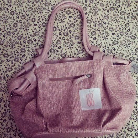 Random Thoughts: Taking Chances & My New Baggit Handbag  image