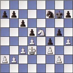 Partida de ajedrez Max Adolf Albin - Esteve Puig i Puig, posición después de 28.Rd3