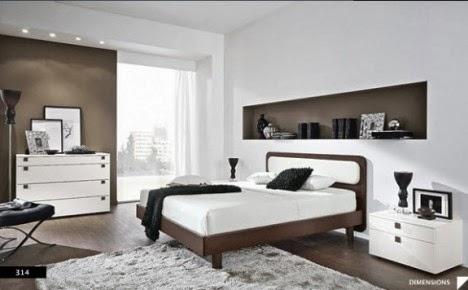 ตกแต่งและออกแบบห้องนอนสวยๆด้วยไอเดียเก๋ไก๋
