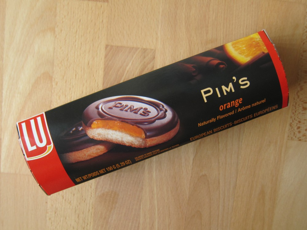 Pims Cookie Cake