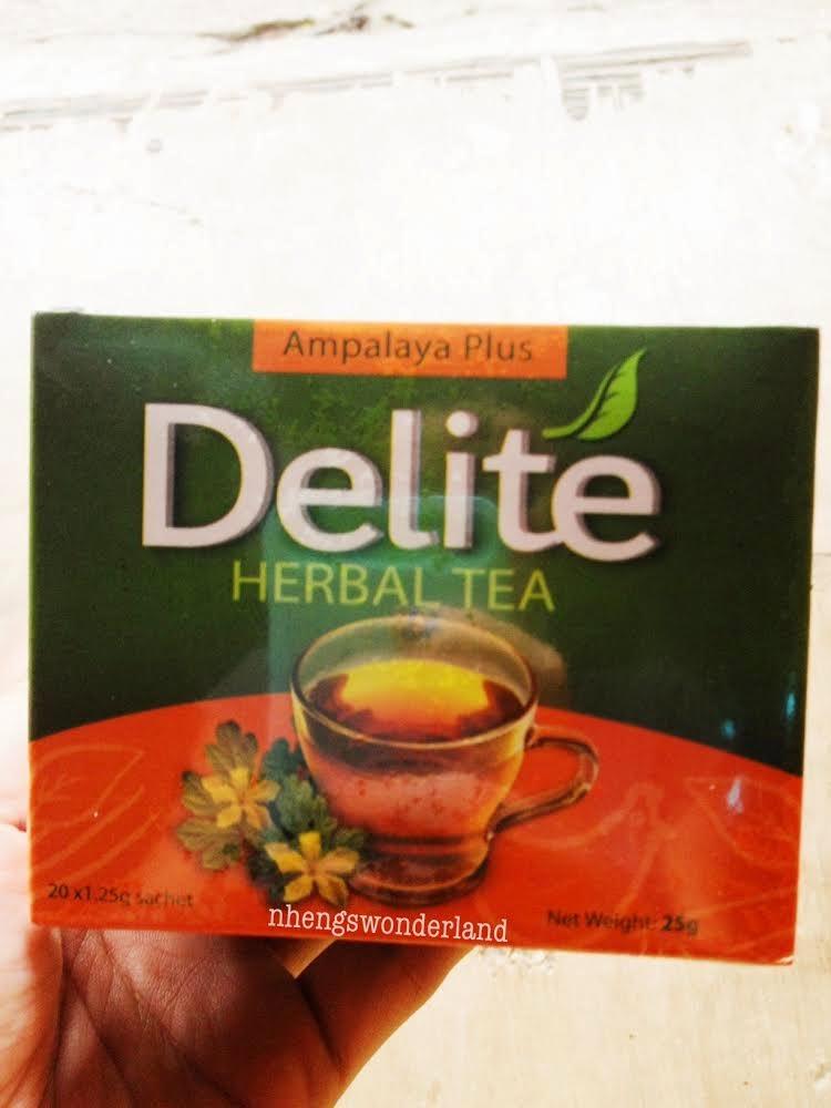 Delite Herbal Tea