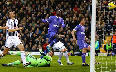WBA 1 - 3 Tottenham Hotspurs (3)