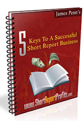 5 KEYS TO A SUCCESSFUL SHORT REPORT BUSINESS