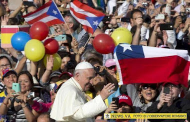 PAPA FRANCISCO EN CHILE