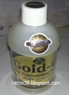 "<img src=""http://3.bp.blogspot.com/-y6jRJOFY1l0/UQSHvfNlPdI/AAAAAAAAAfs/Esdr5ki2y3Q/s1600/Jelly+Gamat+Gold-G_ratno38.JPG"" alt=""Jelly Gamat Gold-G"">"