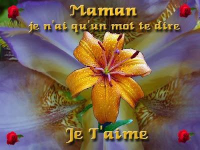 Belles lettre d'amour pour maman