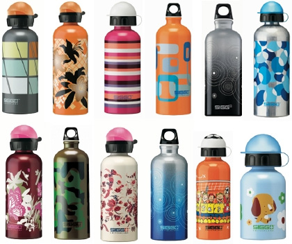 Here are some Reusable Water Bottles you can purchase as a replacement to