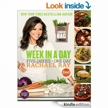Week in a Day Cookbook Rachael Ray