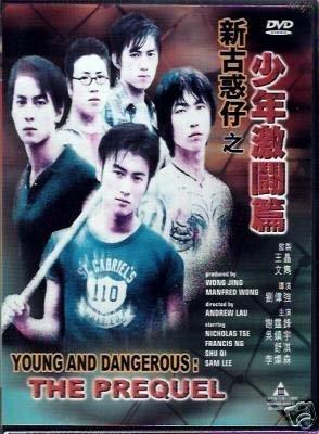 Người Trong Giang Hồ 8 - Thiếu Niên Trần Hạo Nam - Young And Dangerous 8 - The Prequel