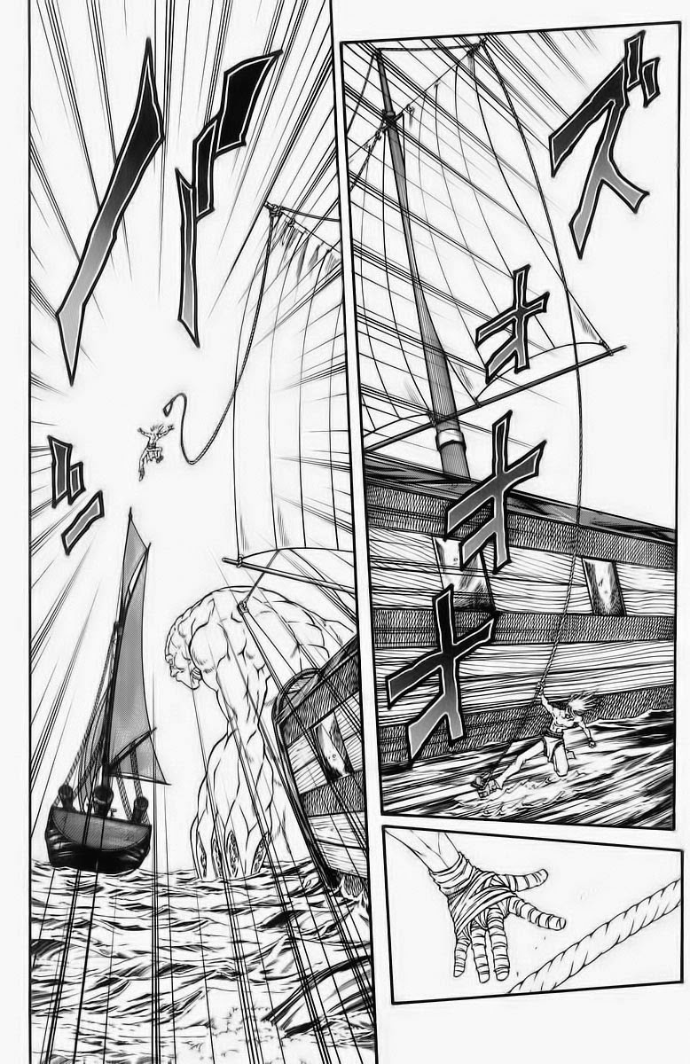 Vua Trên Biển – Coco Full Ahead chap 231 Trang 13 - Mangak.info