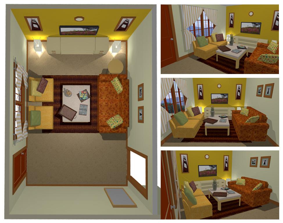Namun desainer menyulap image sempit dari ruang & Gambar Desain Rumah Kontrakan Ukuran 4x5 - Rumah Sel