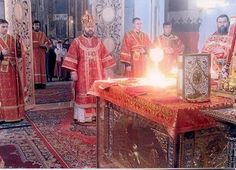 The Uncreated Light is active only and exclusively in the Orthodox Faith and Mysteries!