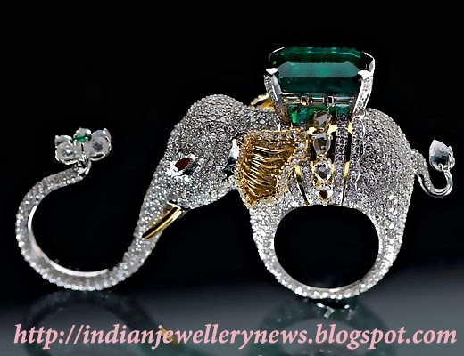 Amazing Elephant Jewellery