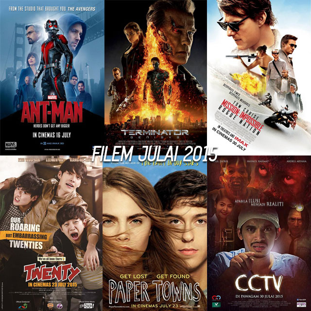 Filem Julai 2015