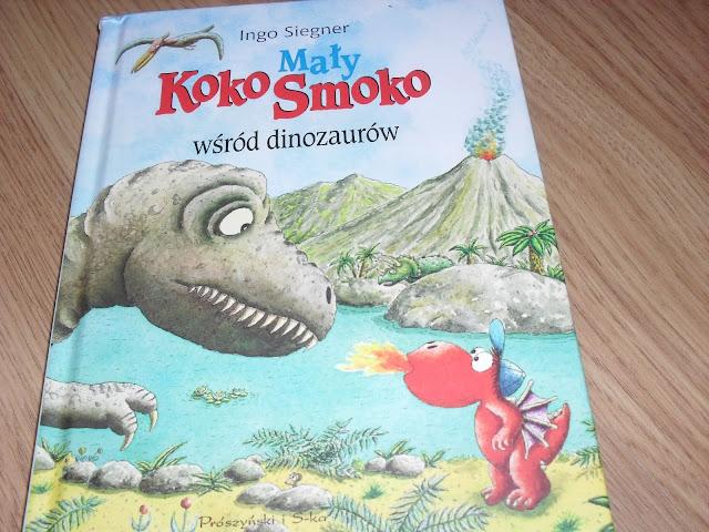 http://www.proszynski.pl/Maly_Koko_Smoko_wsrod_dinozaurow-p-33340-.html
