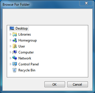 Cara Membuat Background Folder atau Flashdisk di Windows 7