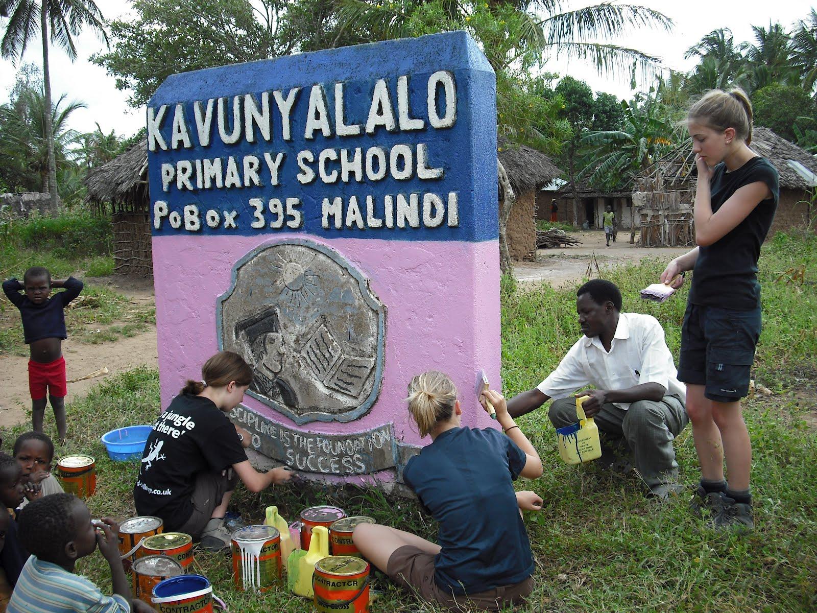 Kavunyalalo School